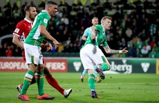 Matchwinner McClean admits he was having a 'stinker' before quickfire double