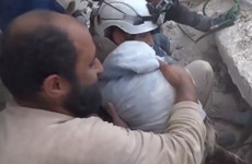 Sitdown Sunday: Meet the White Helmets, the civilians saving their fellow Syrians