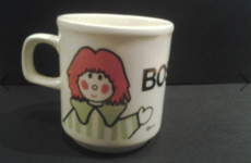 Every Irish kid coveted these Bosco mugs in the late 80s
