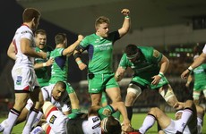 Analysis: Connacht's attack fires with off-the-ball work rate