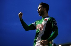 On-fire Maguire leads the line in a Cork-dominated LOI Team of the Week