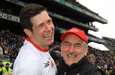 Mickey Harte has 'no doubt' Sean Cavanagh will line out for Tyrone in 2017