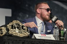 Conor McGregor fined and given 50 hours community service for press conference brawl