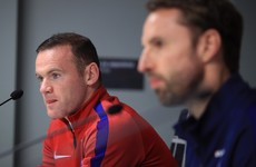Club then country as Rooney dropped to bench for England's World Cup qualifier