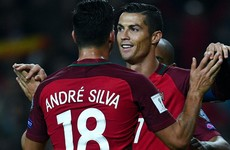 Ronaldo on target for Portugal as European Champions run riot