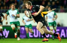 Munster set to sign Irish centre Chris Farrell for next season