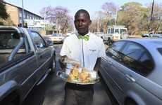 Zimbabwe vendors get creative as Mugabe's job promises disappear
