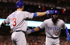 Cubs produce stunning comeback to eliminate Giants, Dodgers force game five