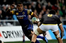 Connacht confirm signing of Fiji international back row Dawai