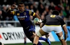 Connacht confirm signing of Fiji international back row Dawai