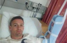 Finn Harps player retires after losing finger in freak accident