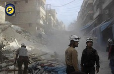 Syria's heroes: the volunteers who run towards the bombing