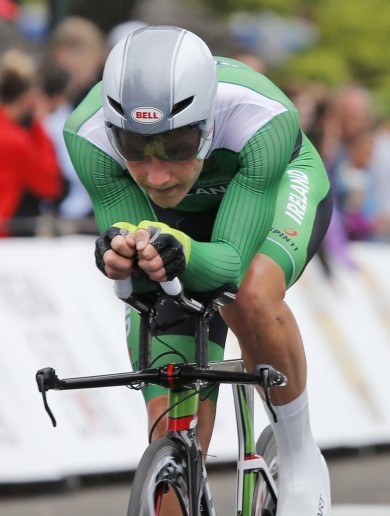 22-year-old Ryan Mullen produces performance of his life at World Championships