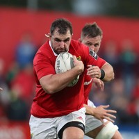 Gone 'til November: Munster prop Cronin gets four-week ban for stamping
