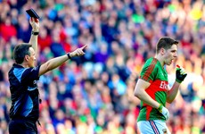 The black card is here to stay in Gaelic Football and why the sin bin would not work