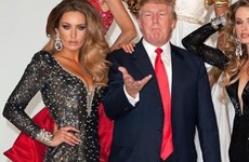 Roz Purcell says she felt 'weird' about Donald Trump calling her 'beautiful'... it's The Dredge
