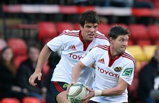 'I'd be licking my lips': ROG v Munster an intriguing battle for O'Callaghan