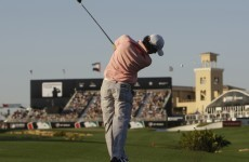 Have a break: Rory McIlroy to rest up after Dubai disappointment