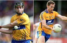Clare football and hurling stars unite in pursuit of club history in Banner County