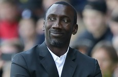 Hasselbaink given 'unanimous support' by QPR after undercover Telegraph sting