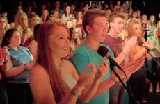 Colaiste Lurgan's cover of Toto's Africa is the Friday night anthem we deserve