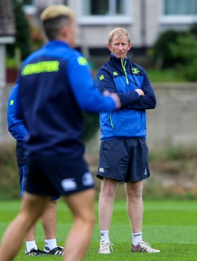 'It's hard to know if the Pro12 has been preparing us' - Leinster turn to Europe