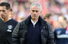 Mourinho pleads with Man United and Liverpool fans to stop chanting about club tragedies