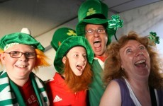 What does the average family in Ireland look like?