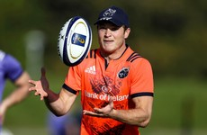 'It never crossed my mind to stop' - Bleyendaal fit and eager to fire for Munster