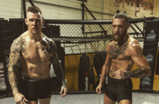 McGregor's team-mate Charlie Ward becomes the latest Irishman to be signed by the UFC