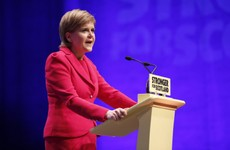 Nicola Sturgeon raises prospect of second Scottish independence vote