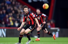A bad few days got worse for Harry Arter this afternoon
