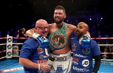 Tony Bellew calls out David Haye after retaining cruiserweight title