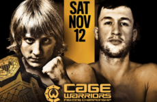 Veteran of the McGregor-Faber season of TUF will be next for rising star Pimblett