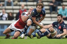 Late Bordeaux onslaught sees off Ulster challenge