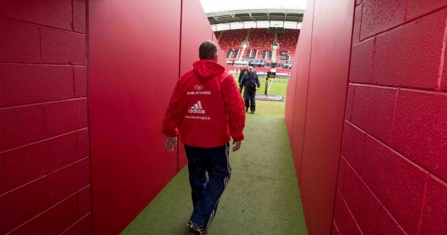 In pics: Anthony Foley, Munster and Ireland legend