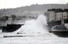 Met Éireann warns stormy conditions set to hit tonight