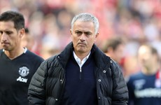 FA to investigate Mourinho's referee comments ahead of Liverpool showdown