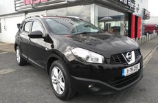 DoneDeal of the Week: This 2011 Nissan Qashqai is an economical seven-seater