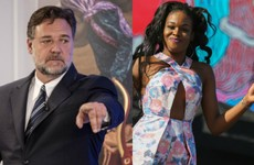 Russell Crowe booted Azealia Banks out of his star-studded gaff party...it's the Dredge