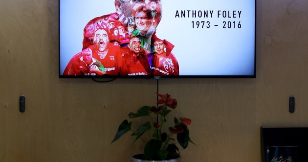 We'll Leave It There So: Munster mourns one of the province's most cherished sons