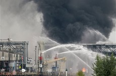 Two killed and six injured after explosion at world's biggest chemical complex in Germany