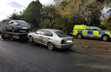 Busy day for gardaí on the roads: Cars seized and disqualified driver arrested
