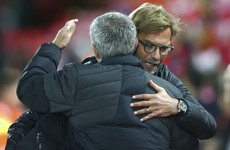 Mourinho hails Man Utd for silencing Anfield and 'controlling' the game