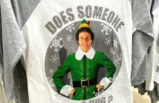 Buddy the Elf fans, rejoice - Penneys is selling Elf pyjamas for Christmas
