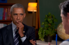 """Tough time to start over for a man"": Obama grilled over job prospects on late-night TV"