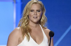 Amy Schumer rips Trump as 'orange, sexual-assaulting monster' and 200 fans walk out