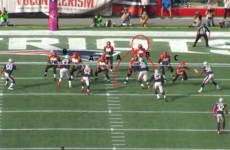 Analysis: How the Bengals' brutal blocking allowed the Patriots a safety dance
