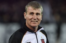 Kenny admits Dundalk are 'exhausted' as they prepare to face Russian giants