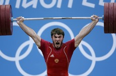 Another scandal for Russian sport as IOC strips weightlifter of London silver